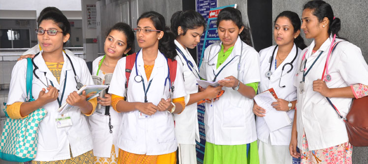 gitam medical students
