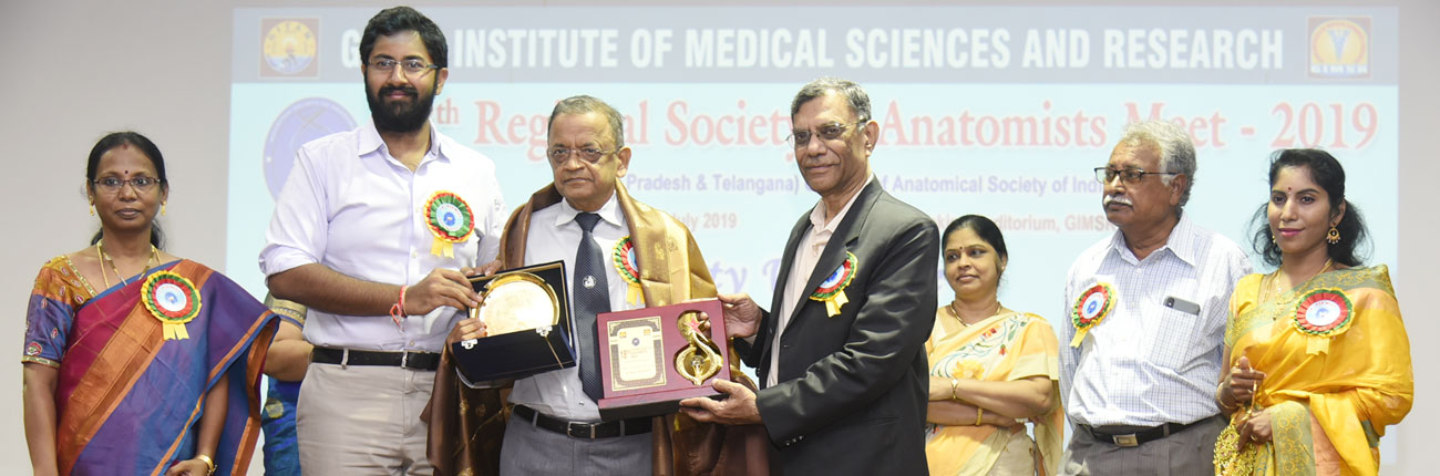18th regional society of anatomists meet
